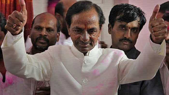 Telangana election results 2018: K Chandrashekhar Rao led TRS appears set for two-third majority in Telangana