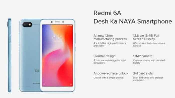 Xiaomi Redmi 6A price slashed in India - Here is how much it will cost you now