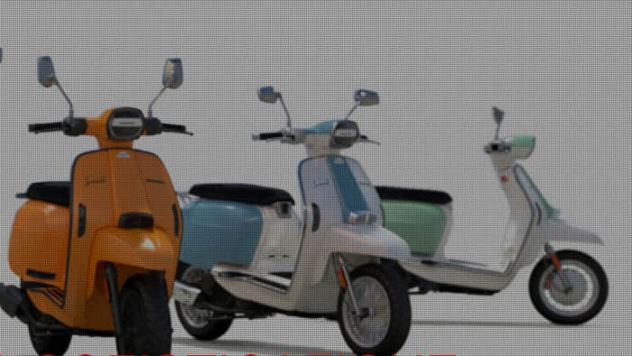Scooter India plans EV foray;  Lambretta EV on the anvil