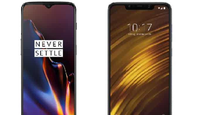 OnePlus 6T vs Xiaomi Poco F1: Price, specification and features compared