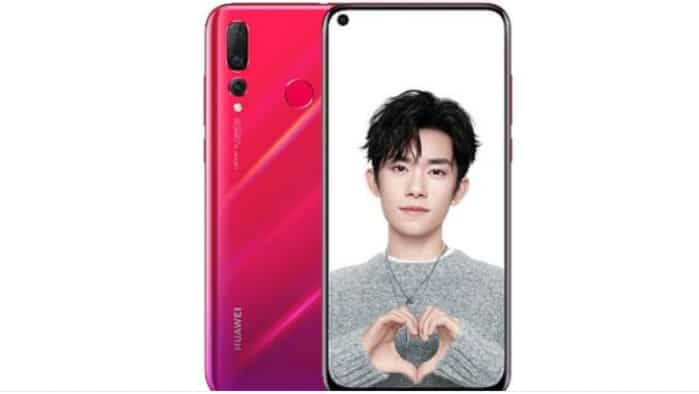 Huawei Nova 4 lauched with 'punch hole' display today; check price and features