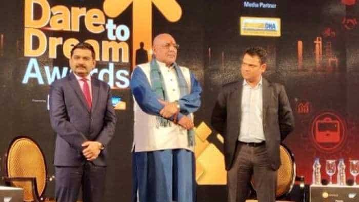 Zee Business Dare to Dream Awards: Visionary MSME leaders who went from humble origins to become top achievers honoured