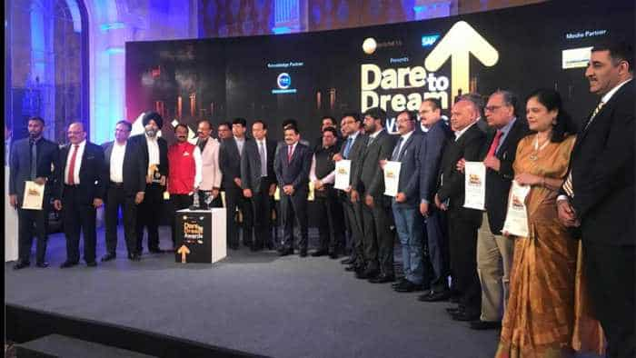 Dare to Dream Awards: Zee Business honours outstanding leaders of MSME sector; check full list of winners