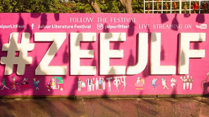 ZEE Jaipur Literature Festival: You can enjoy a sumptuous feast of ideas at Diggi Palace from Jan 24