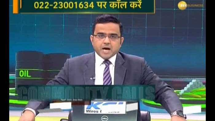 Commodities Live: Catch the action in commodities market 23rd January, 2019