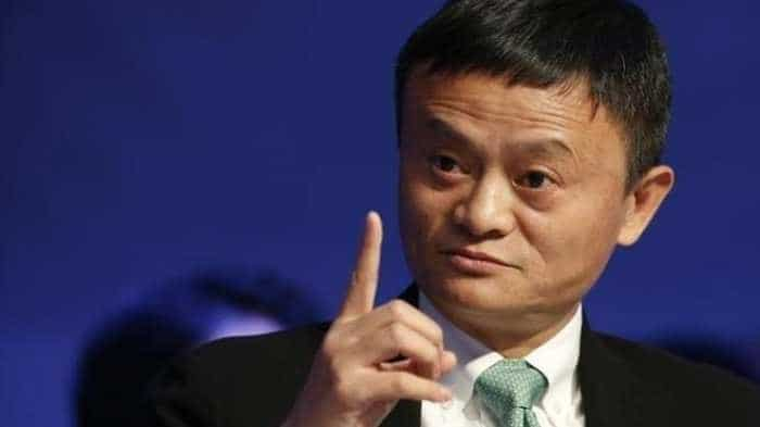 Jack Ma: No experts for tomorrow, they are only for yesterday