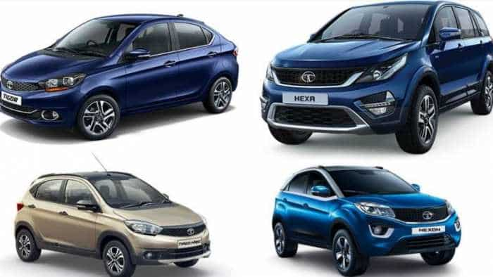 Tata Motors Offers: Up to Rs 99,000 benefits! Fabulous February - Now or never time to buy Tiago, Tigor, Hexa and Nexon