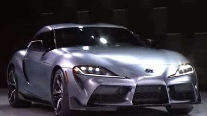 Toyota showcases Supra in Detroit Auto Show - Check stunning pics and features