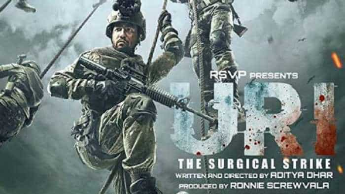 Uri: The surgical Strike box office collection: MASSIVE! Vicky Kaushal starrer enters Rs 200 crore club