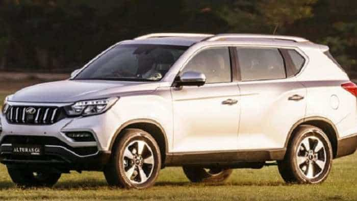 Mahindra Alturas G4 a big hit? 1000 bookings are already here