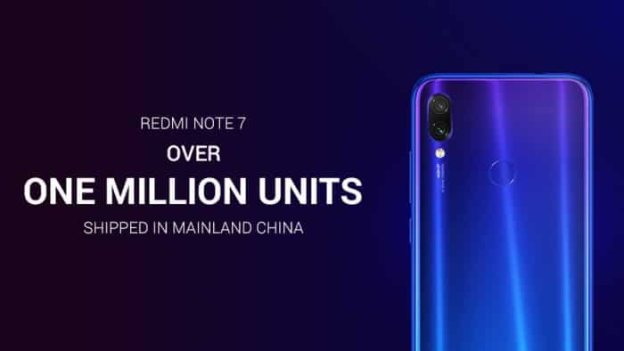 Redmi note 7 India launch date, expected price, specifications