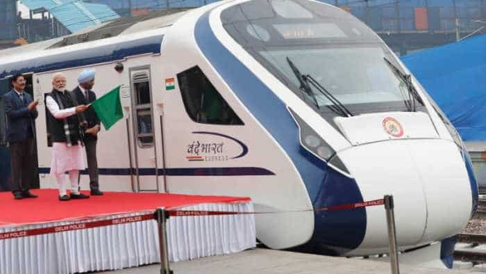 Vande Bharat Express suffers breakdown, fails to deliver on the promise