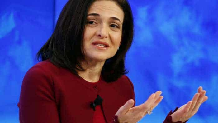 Sheryl Sandberg, Jeff Bezos among most generous people on the planet