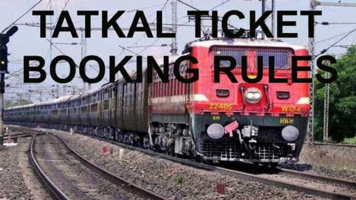 IRCTC Tatkal Ticket Booking timing, charges, cancellation rules: Indian Railways facility explained