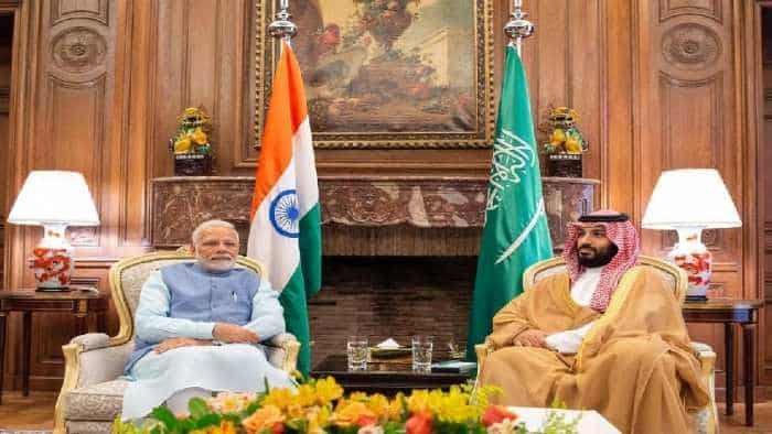 What India and Saudi Arabia will get from PM Narendra Modi, Crown Prince meet