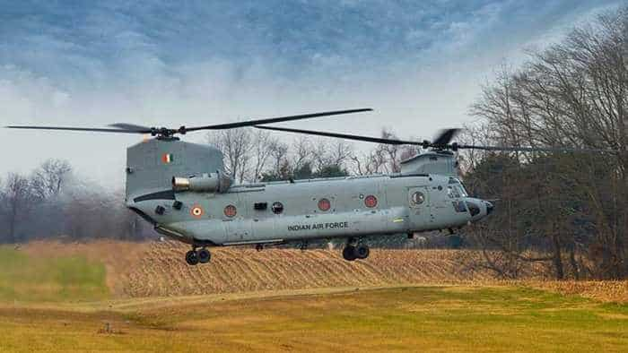 Infallible! IAF receives its 1st Boeing's Chinook CH-47F multi-missions helicopter - Key details
