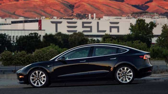 Tesla starts Model 3 delivery in China earlier than expected