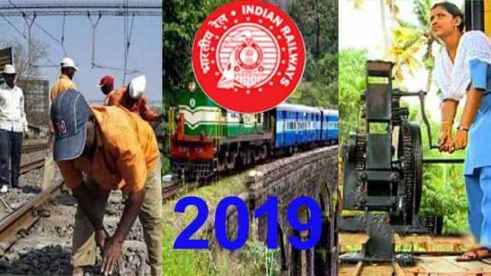RRB NTPC Recruitment Notification 2019: Check salary, qualification, application fee, age limit, reservation details for 1.3 lakh posts