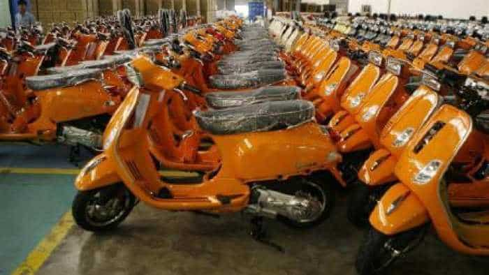 Piaggio aims to scale up two-wheeler biz in India