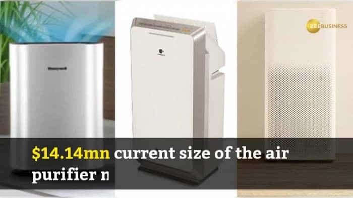 Air Purifier market to touch $39mn by 2023