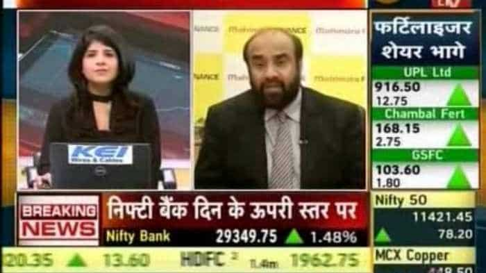 Sentiments are Buoyant; Farm loan waiver will improve cash flow in Rural India: Ramesh Iyer, Mahindra Finance