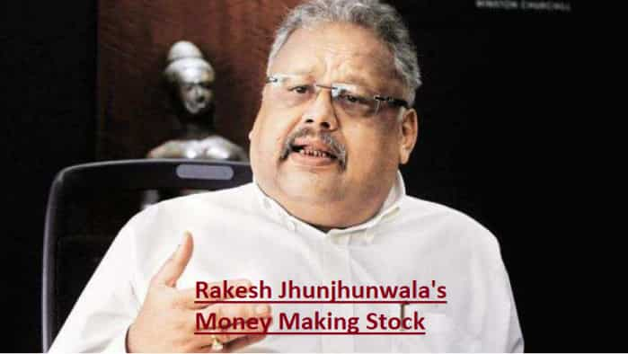 Big bull Rakesh Jhunjhunwala to become even richer - Reason is this stock