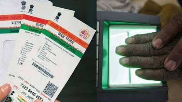 Lost your Aadhaar card issued by UIDAI?  Find out if fraudsters can withdraw money from your linked bank account
