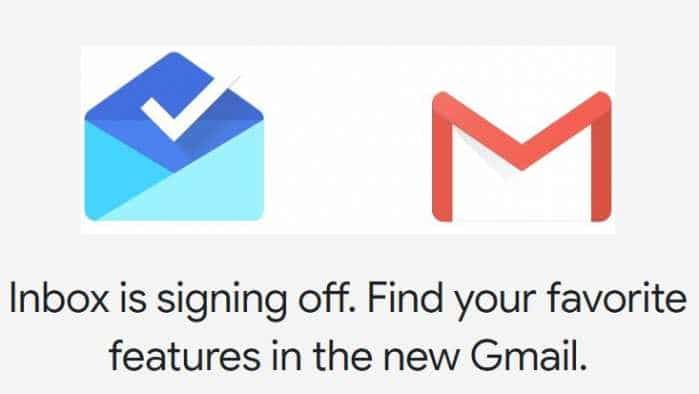 Google to shut down Inbox by Gmail on April 2: Here is what you must know