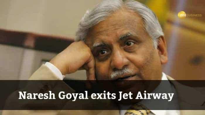 Finally, Jet Airways chief Naresh Goyal quits