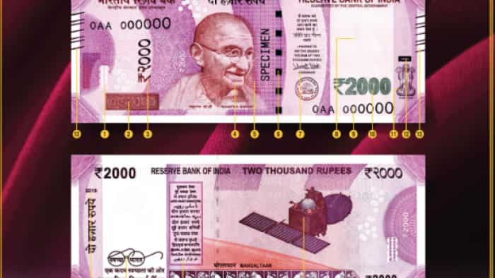 Have Rs 2000 note? Fake or real? Here is foolproof way to identify the currency