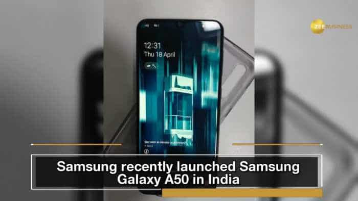 Samsung Galaxy A50 specifications, camera, price: All you need to know