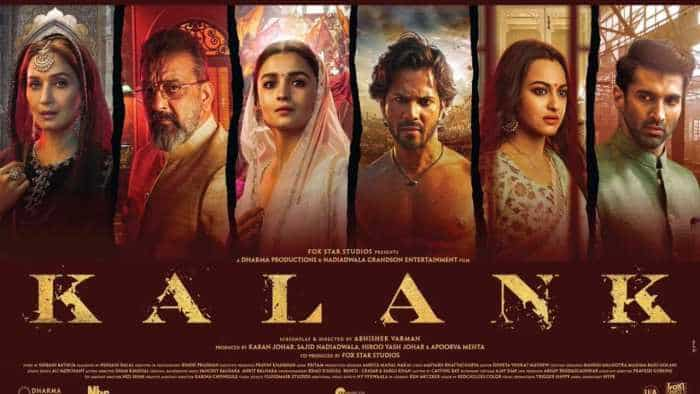 Kalank box office collection day 1: Varun Dhawan-Alia Bhat starrer emerges top grosser in 2019, beats Kesari