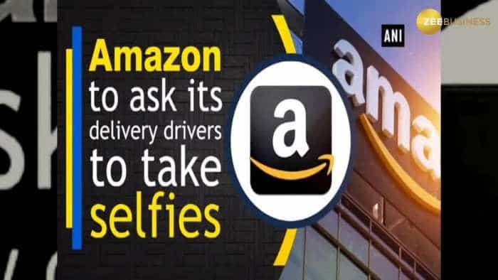 Amazon to ask its delivery drivers to take selfies