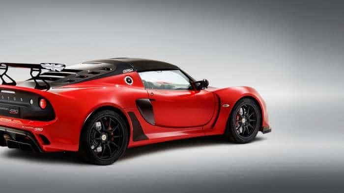 Lotus announces new electric hyper car Type 130 at Shanghai Auto Show 2019