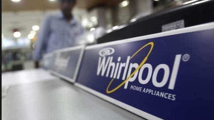Whirlpool profit beats on price hikes, shares go up