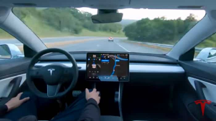 Robotaxi coming! Elon Musk on Tesla's self-driving capabilities - Timeline
