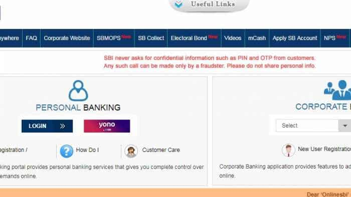 OnlineSBI: 5 internet banking features offered by SBI that can make your life easier