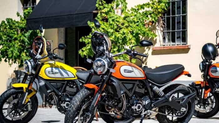 IN PICS: Ducati Scrambler - Four new models launched in India; prices start from Rs 7.89 lakhs