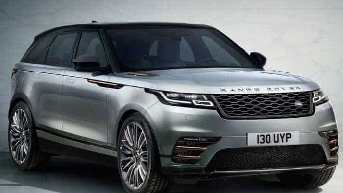 Jaguar Land Rover launched Made-in-India Range Rover Velar in two engine options - Check price, features
