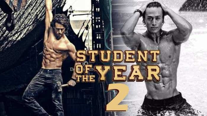 Box Office Collection: Student of the Year 2 in theatres now! How Tiger Shroff films have performed