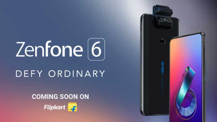 Asus ZenFone 6 to launch soon in India; check features, expected price