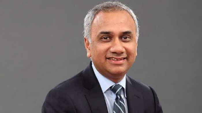 Infosys CEO Salil Parekh drew Rs 24.67 crore pay package in FY19