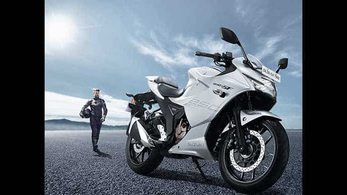IN PICS: Suzuki Motorcycle launches GIXXER SF 250 in India