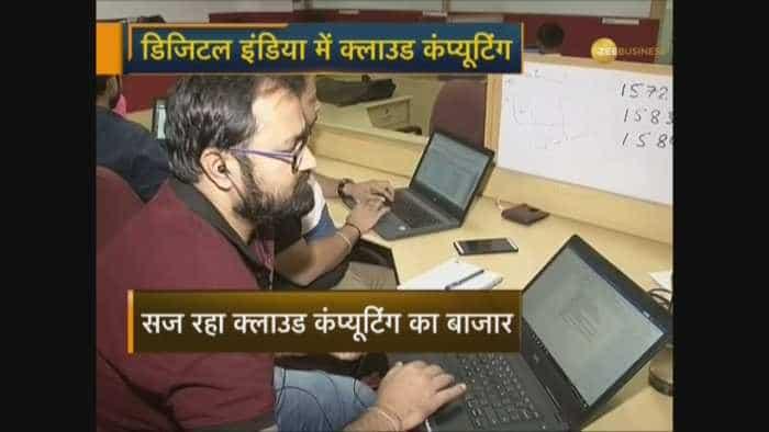 Cloud Computing : Digital India's new business