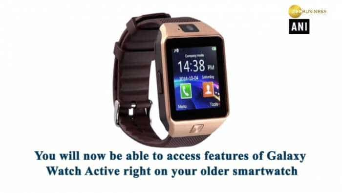 Samsung rolls out latest One UI software update to older smartwatches