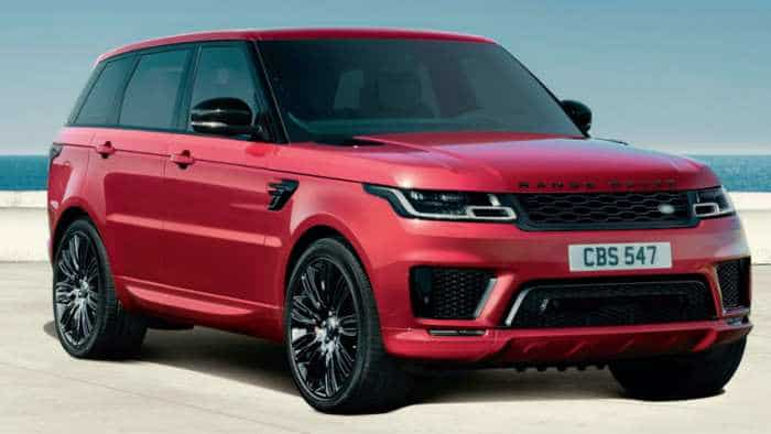 Range Rover Sport Petrol: 0 to 100 km/h in 7.1 s, with top speed of 200 km/h - Features that make it a power statement