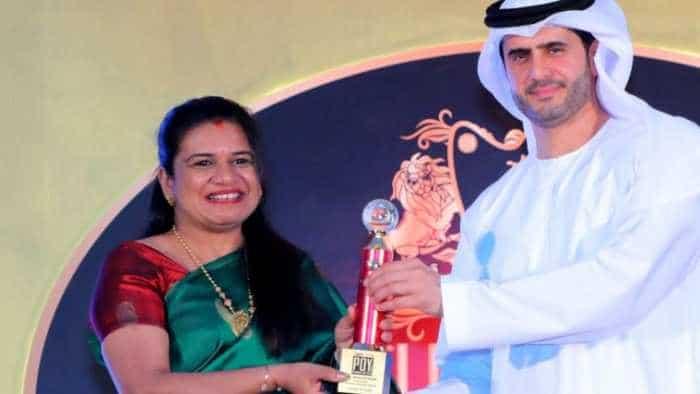 Indian woman doctor gets Global Asian award