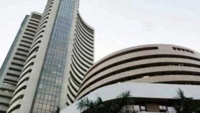 Sensex opens slightly higher, Nifty flat; ICICI Bank, ONGC top gainers