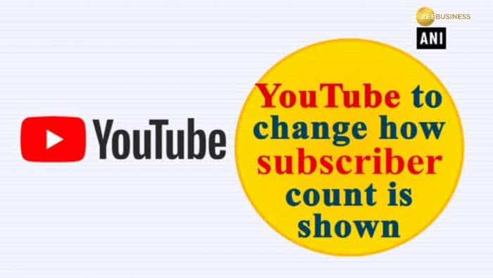 YouTube to change how subscriber count is shown