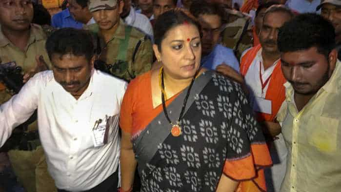 Lok Sabha elections: Smriti Irani, Pragya Thakur to win big; 28 sitting women MPs set to retain seats
